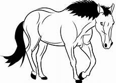 Malvorlage Pferd Einfach Malvorlage Pferd Einfach Zeichnen Und F 228 Rben