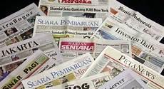 koran media cetak