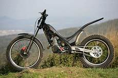 Affordable Entry Level Trials Bike Tenaci Wong Tw200s