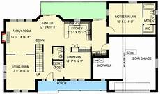 house plans with inlaw suites attached traditional home with mother in law suite 35428gh