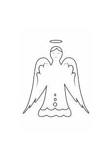 Einfache Malvorlage Engel Malvorlage Einfacher Engel Coloring And Malvorlagan