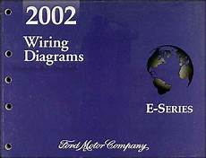 service manuals schematics 2002 ford e series engine control 2002 ford econoline e150 e250 e350 van wiring diagram ebay