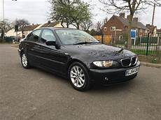 Bmw 318i 54 Plate In Vgc Panther Black 318 2 0 316 320