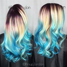 30 icy light blue hair color ideas for