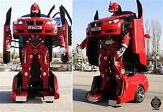 voiture qui se transforme avis robot qui se transforme en voiture le test 2020