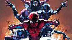 into the spider verse explained who are these other