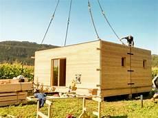 mobilie thoma holz ferienhaus bauen modulare h 228 user