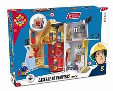 smoby caserne de sam le pompier