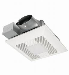 panasonic fv 0510vsl1 whispervalue dc ceiling and wall bathroom exhaust fan with led light