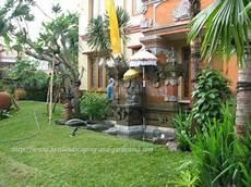 Desain Taman Bali Gaya Taman Bali