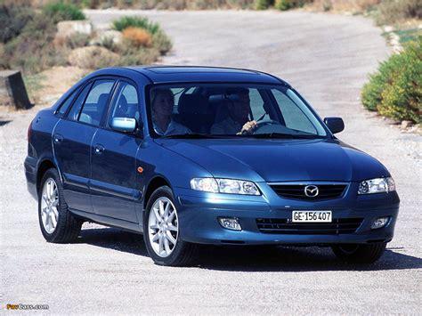 Mazda 626 Wallpaper