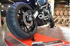 anlas winter grip plus le pneu hiver des motos