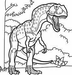 scary dinosaurs coloring pages 16766 scary dinosaur coloring pages drawing free image