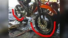 Jupiter Mx Modif Trail by Jupiter Mx Modif Trail Bebek Standar