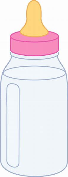 baby bottle clipart pink baby bottle free clip
