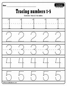worksheets for tracing numbers numbers 1 20 tracing worksheets free printable pdf