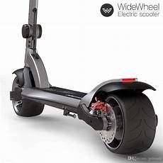 elektro scooter erwachsene gro 223 handel widewheel electric scooter 2018