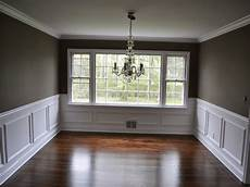 Dining Room Chair Rail Molding 4 dining room wall trim ideas
