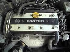 двигател за opel vectra b седан 2 0 16v 136 к с 1996 г