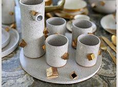 Quirky Cubic Dinnerware : Minimalist Ceramic Dinnerware