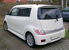 Daihatsu Materia Rear 20071211jpg  Wikimedia Commons