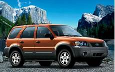 Used 2007 Ford Escape Suv Pricing Features Edmunds