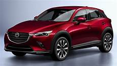 Mazda Cx 3 Facelift Bows In Ny With Subtle Changes