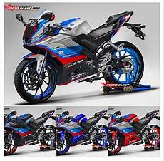Striping R Modif by Modif Striping Yamaha R15 V3 Livery Safetycar Motogp Bmw