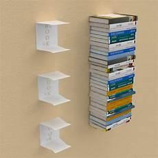 mensola invisibile mensola porta libri invisibile in pila in 3 diverse