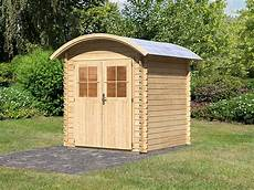 Tonnendach Gartenhaus Kaufen Holzprofi24