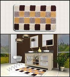 tappeti bagno design tappeti shaggy rinnova il tuo bagno con gli originali