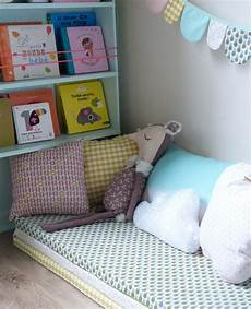 Banquette Coin Lecture Baby Toddler Rooms