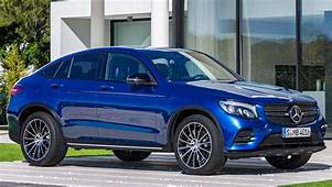 2016 Mercedes GLC Coupe Unveiled At The New York Motor
