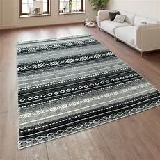 orient teppich ethno muster grau orientalisches design