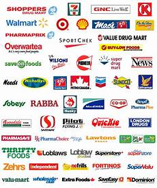 Collection In Store Coupons by Convenience Stores Canada Minimart Project Logos