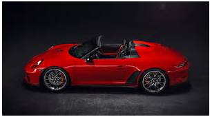 Porsche 911 Speedster Concept Is Heading To Production