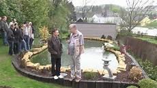 le bassin de jardin de bouvy