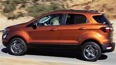 ford ecosport 2018 test 2018 ford ecosport ses interior exterior and test drive