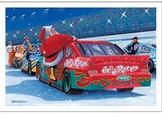 merry christmas racing