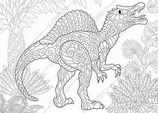 Malvorlagen Dinosaurier Spinosaurus Spinosaurus Dinosaur Dino Coloring Pages Animal Coloring