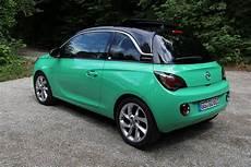 Mit Faltdach Und Automatik Opel Adam Open Air