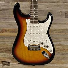used guitars chicago g l s 500 sunburst used s166 chicago shopping g l guitars electric guitar