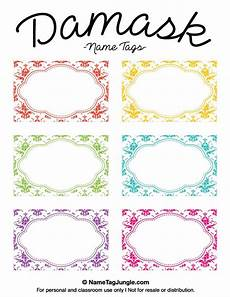 38 best name tag templates images pinterest free printable frames and printable labels