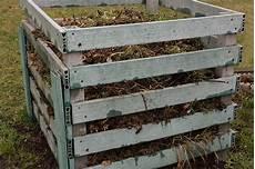 komposter selbst bauen unsere anleitung so wird es gemacht