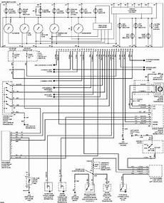 Chevrolet Astro 1997 Instrument Cluster Wiring Diagram