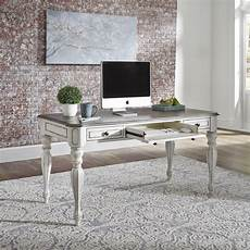 white home office furniture sets this beautiful desk presents a vintage centerpiece for