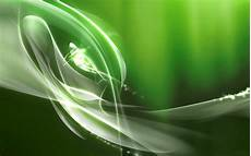 Wallpaper And Green Abstract Background