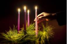 advent season is time of penance to anticipate s