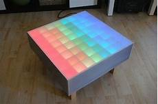 64 rgb led color table hacked gadgets diy tech