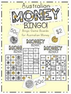 money bingo worksheets 2076 australian money bingo by living breathing and loving teaching tpt